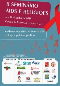 II Seminário AIDS e Religiões